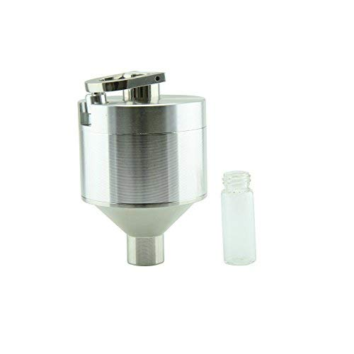 (Herb Spice 2.2 in Grinder Pollen press Metal Grinder)