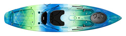 Perception Pescador Sit On Top Kayak for Recreation and Fishing - 10.0