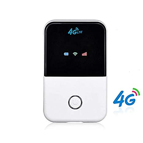 DZSF Router inalámbrico 4G WiFi Mini Router 3G 4G LTE ...