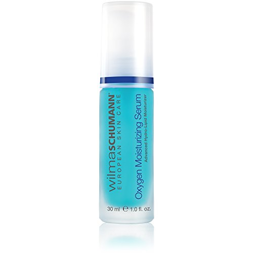 Wilma Schumann O2 Oxygen Moisturizing Serum - for Normal, Combination, Oily, and Acne-Prone Skin Types (1 Fl. Ounce / 30 Ml)
