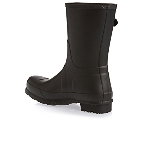 Calf Short Negro Men'S Original Negro Rubber Mid Hunter Boot qfz6xwC