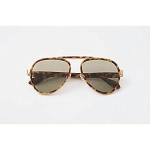 Sonix Women's Pablo Tawny Tort/Sage Sunglasses