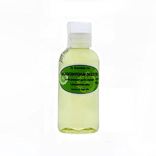 Meadowfoam Seed Oil - Meadowfoam Seed Oil Pure Organic by Dr.Adorable 4 Oz