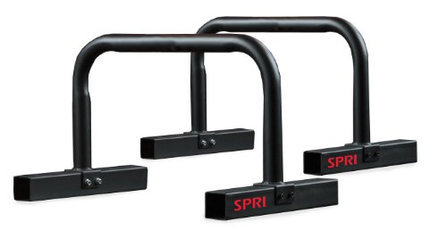 SPRI Fitness Parallettes by SPRI