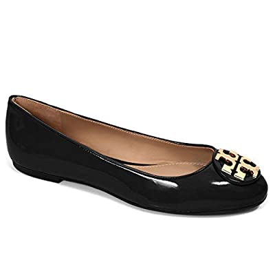 Tory Burch Patent Leather Claire Ballet Flat