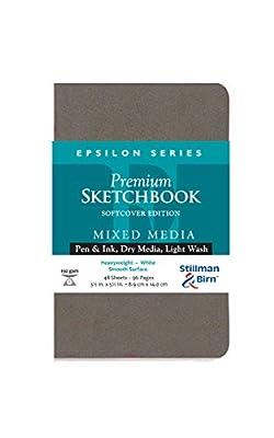 Stillman & Birn Epsilon Series Softcover Sketchbook