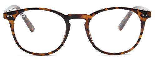 "PRIVÉ REVAUX ""The Maestro"" [Limited Edition] Handcrafted Designer Eyeglasses For Men & Women (Tortoise)"