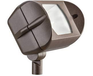 Kichler 15395AZT Accent 1-Light 12V, Textured Architectural Bronze