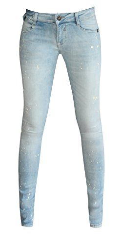 Femme Jeans Zhrill Zhrill Blue W7083 Jeans Femme qIwZHqC