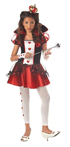 California Costumes Tween Queen Of Hearts -