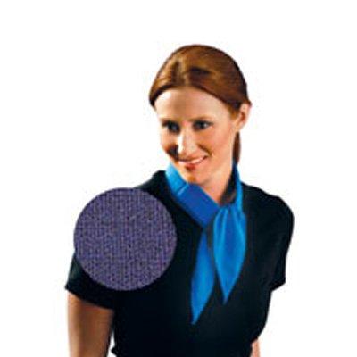 [해외]OccuNomix MiraCool Plus 경량 폴리 에스터 냉각 두건 - 색상 : 블루/OccuNomix MiraCool Plus Lightweight Polyester Cooling Bandana - Color: Blue