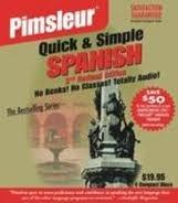 Pimsleur Spanish Audiobook Unabridged Publisher