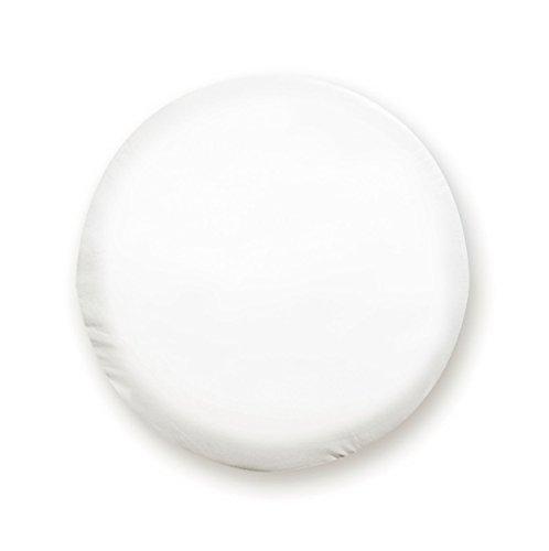 - ADCO 1757 Polar White Vinyl Tire Cover J (Fits 27