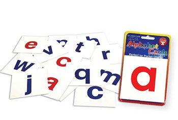 HYG61493 - ALPHABET CARDS A-Z LOWER CASE