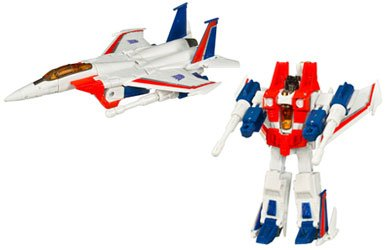 Transformers Universe Deluxe Figure G1 Starscream