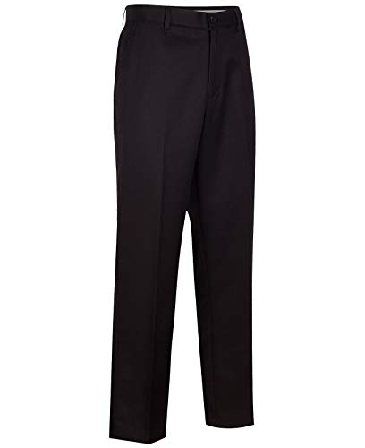 Greg Norman for Tasso Elba Men's 5 Iron Slim-Fit Golf Pants (36Wx32L, Black)