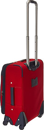 """Tommy Hilfiger Signature Solid 20"""" Expandable Spinner, red"""