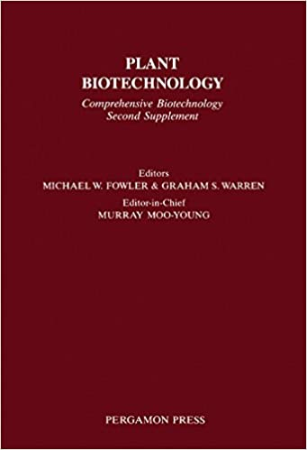 Plant biotechnology comprehensive biotechnology second supplement isbn 13 978 0080347318 fandeluxe