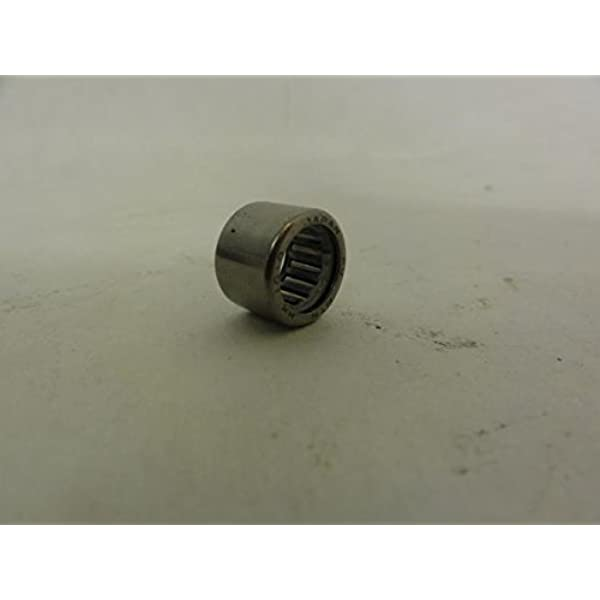 1 x HK0808 DRAWN CUP NEEDLE ROLLER BEARING ID 8mm OD 12mm LENGTH 8mm