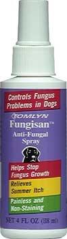 Vetoquinol Fungisan Antiseptic Germicidal Solution, 4-Ounce, My Pet Supplies