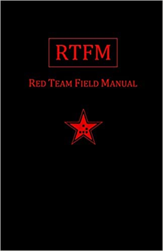 RTFM - Red Team Field Manual