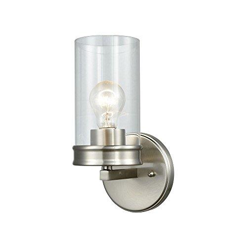 Elk Lighting 81300/1 Vanity Light Satin Nickel ()