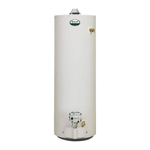 (AO Smith XVR-40-LP Residential LP Gas Water)