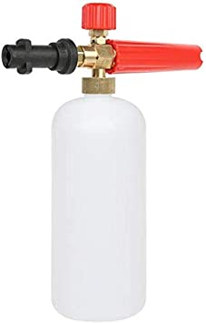 Pressure Washer Snow Foam Lance Cannon Gun for Karcher K 12 Kinds Nozzle Adaptor