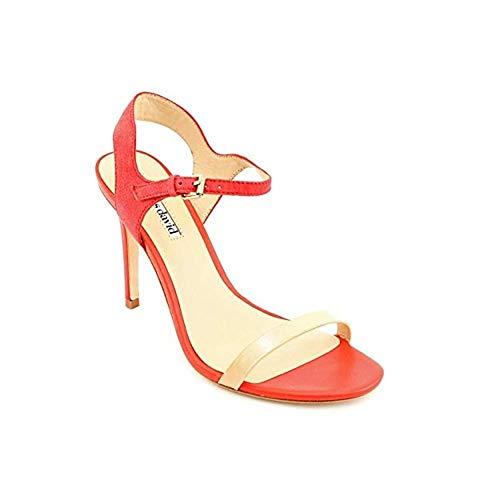 CHARLES DAVID Women's Flambe, Peach/Raspberry, 7 M US -