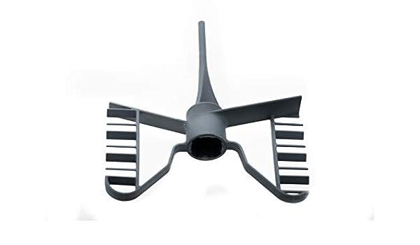 DANIPLUS - Accesorio de Molinillo para Thermomix TM21 / TM 21, diseño de Mariposa: Amazon.es
