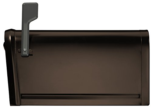 Architectural Mailboxes 6300RZ Oasis 360 Locking Parcel Mailbox with 2-Access Doors X-Large Rubbed Bronze by ARCHITECTURAL MAILBOXES (Image #6)