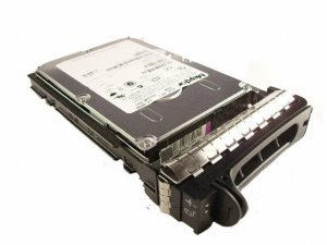 (Dell CC317 300GB 10K U320 80-Pin SCSI Hard Drive with Tray)