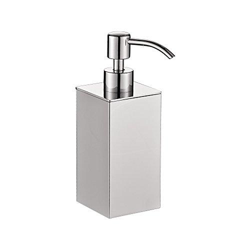 qinisi Free Standing Soap & Lotion Dispenser Pump 7