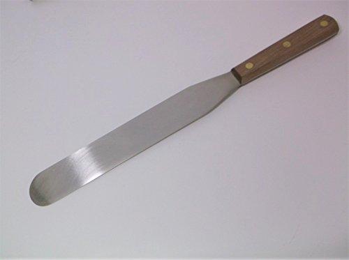 Russell USA 5386-10 Flex Palette Mixing Knife 10in Blade Artist Mixer Factory Second (Dexter Russell Bakers)