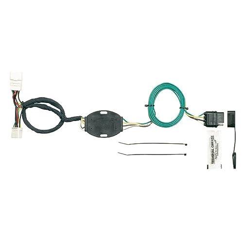 Hopkins 42465 Plugin Simple Vehicle Wiring Kit: Jeep Cherokee Trailer Wiring Harness At Eklablog.co