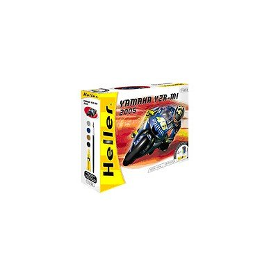 Heller - 50928 - Maquette - Yamaha YZR-M1 2005 - Echelle 1:24