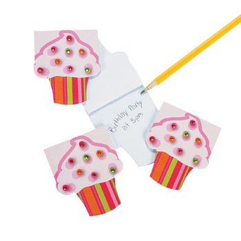 Fun 651199 Paper Cupcake Notepads