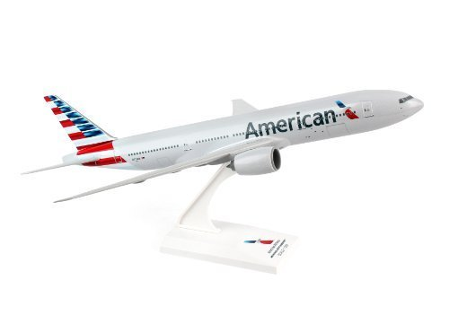 ican Airlines Boeing 777-200 1:200 Snap-Fit Model by Skymarks ()