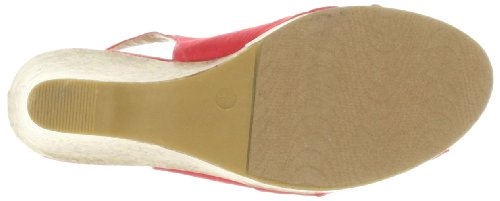 CL By Laundry Ilena-3 - Plataforma mujer Coral
