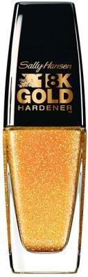 Sally Hansen 18K Gold Hardener 0.33 Ounce (10ml) (2 Pack)