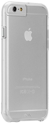 Clear Tough Naked iPhone 6/6s Case von Case-Mate
