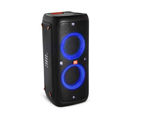 con LUCES MEJORES Altavoces Bluetooth PORTÁTILES