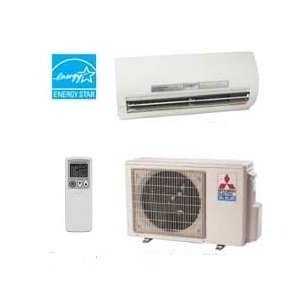 MSZFE09NA / MUZFE09NA   Mitsubishi Mr.Slim 9,000 BTU 26 SEER Heat Pump  Hyper Heating