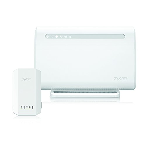 Zyxel One Connect Gigabit Wi-Fi System for Your Home - 11ac