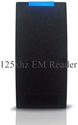 125khz RFID Wiegand26//34 dual llev/ó el lector sin contacto confiable del Rf 9v12v para el sistema del control de acceso