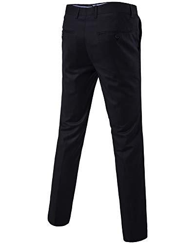 De Veste pièces Haut amp; Business Homme Pantalon Suit Costume Mariage D'affaire Gilet Noir Trois f1Fw5q