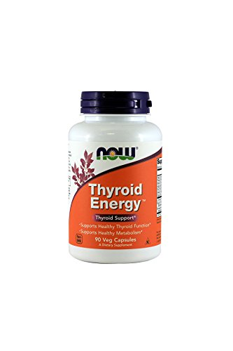 Now Foods Thyroid Energy vcaps