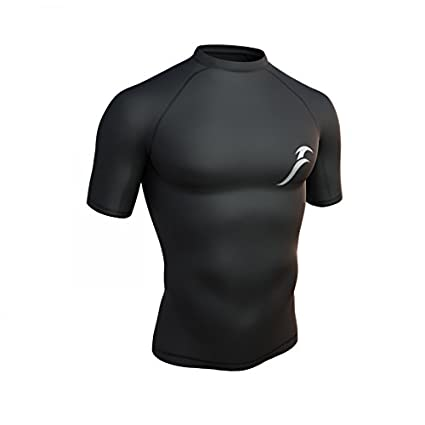 Mens Full Sleeve Compression Running Base Layers Skillful Manufacture Clothing & Accessories