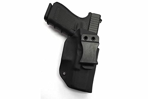 """Advanced Performance Shooting Holsters """"Protective Services Express"""" IWB, Black"""
