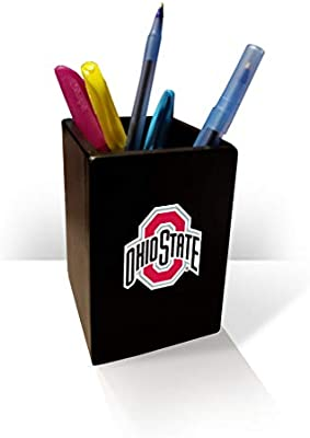 Fan Creations NCAA Ohio State Buckeyes Pen//Pencil Holder